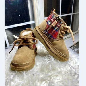 Ugg Red Neumel II WATERPROOF Toddler Kids Boots 7